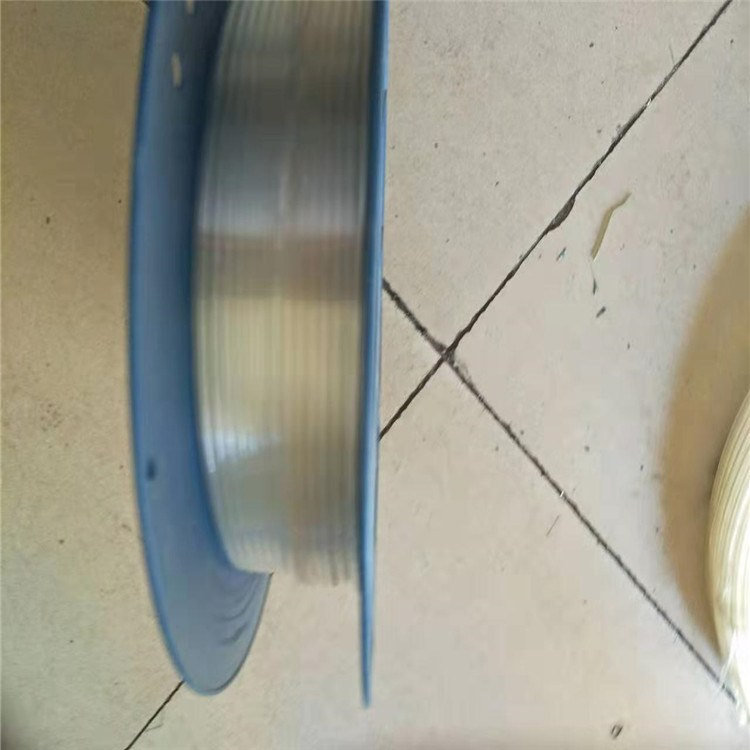 PU管喷漆用 聚氨酯PU管 耐磨损白色塑料软管厂家直销