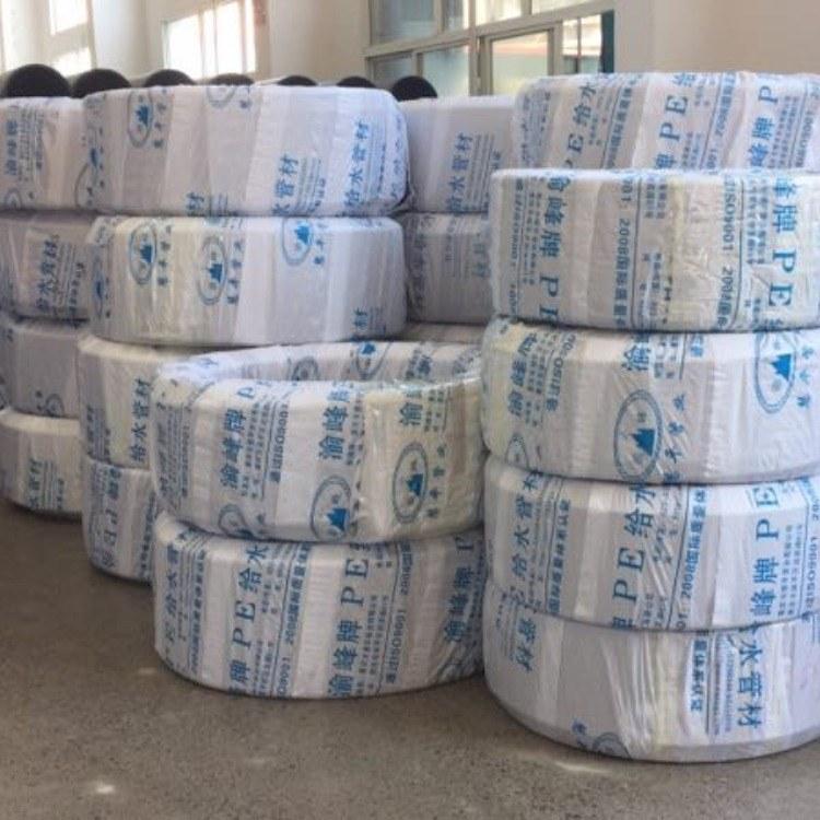苏州定制白色单层编织袋桶料 型材钢管电缆包装编织条卷料 冠织福厂家直销