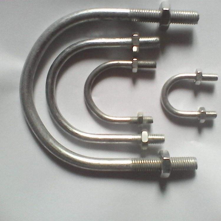 悬挑梁 工字钢 方形 异形U型螺栓 厂家供应 品类齐全