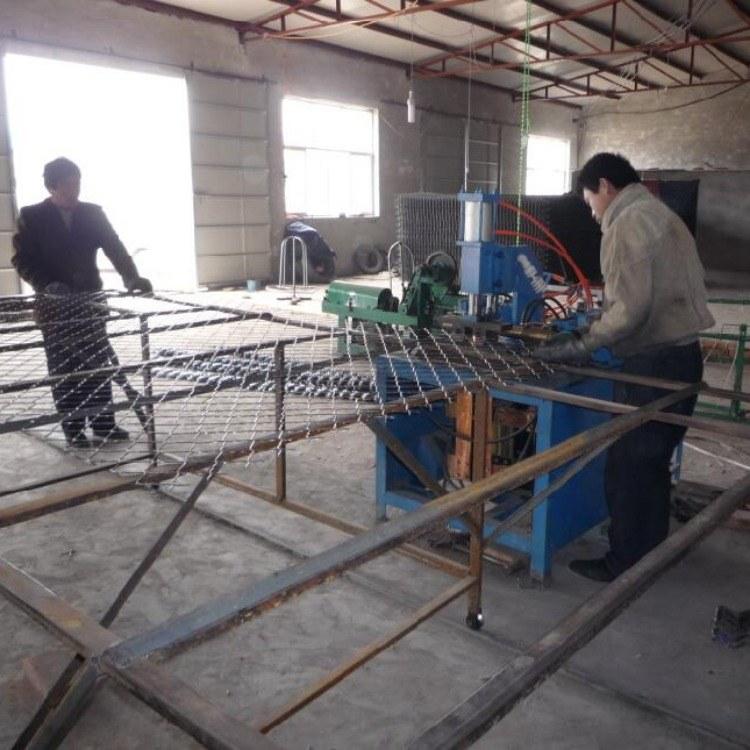 中国煤矿支护网焊网机-恒泰丝网机械物超所值的全自动六角网机出售