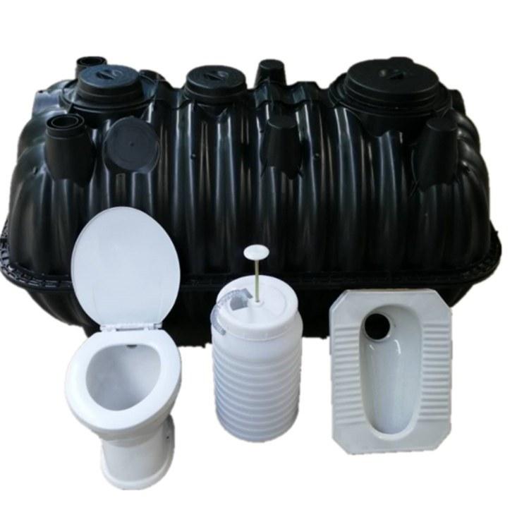 农村旱厕改造冲水桶 河南三门峡压力桶批发价 西北地区专供配件