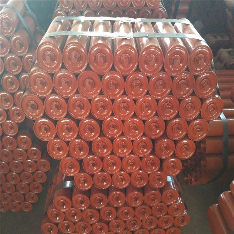 定做  不锈钢防磁托辊 直径159mm长度1400mm沧州鸿鹏制造