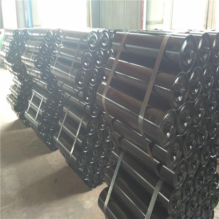 厂家直销各类  400*1150槽型下调心托辊组  平行自动调心托辊组  生产厂家