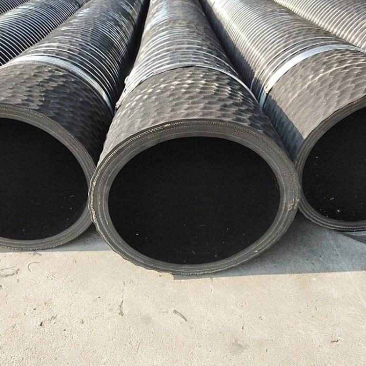 弘创厂家供应钢编卸灰管 水泥罐车卸灰管 钢丝卸灰管 价格优惠