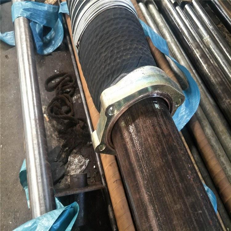 抽沙用吸沙胶管 黄河清淤耐磨胶管 DN700大口径现货供应