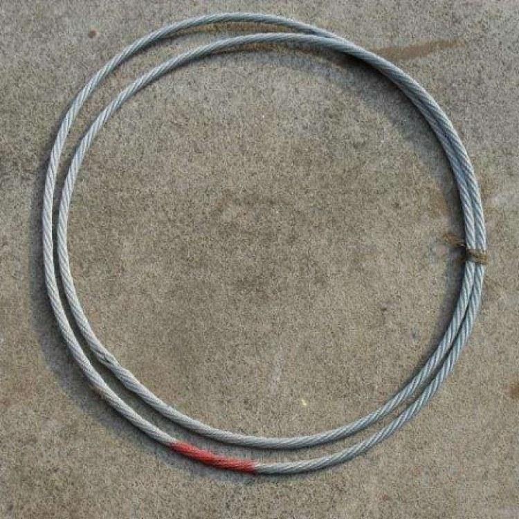 无接头钢丝绳 东方力神钢丝绳绳圈