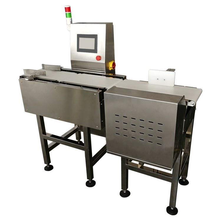 友盾茶粉重量检测机饮料酒类重量检测机奶粉称重设备