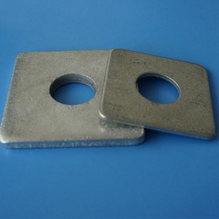 源头厂家现货直销 方垫 镀锌方垫 镀镍方垫 国标 各种方垫可定制
