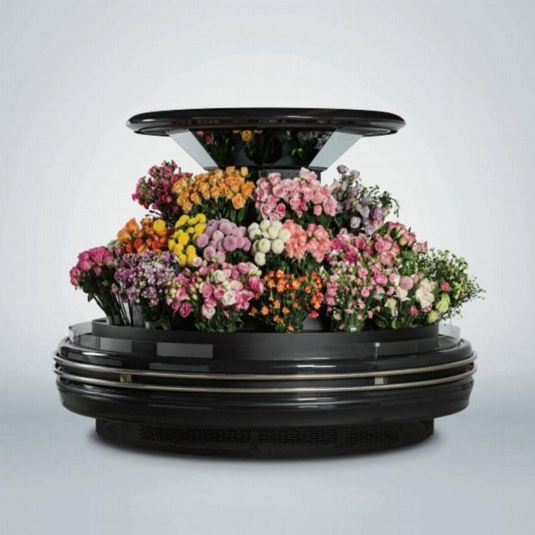 8YA 鲜花保鲜冷藏柜  鲜花柜  齐美厂家 直销现货