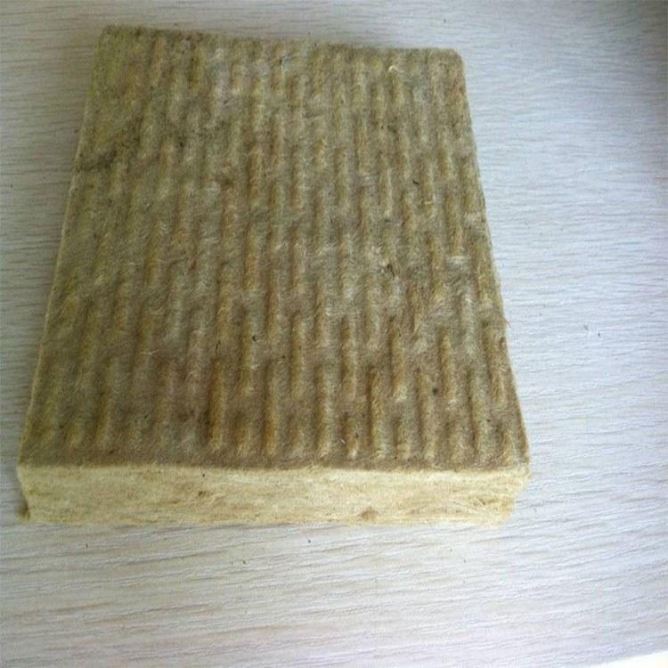 厂家直销 久华 外墙岩棉保温板 钢网插丝玄武岩棉憎水型板