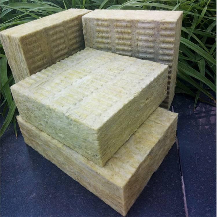 厂家直供 岩棉保温板 憎水外墙岩棉保温板