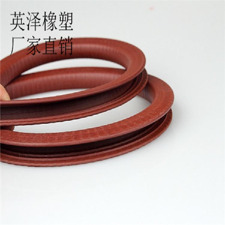 英泽橡胶生产密封袋密封条出售密封条