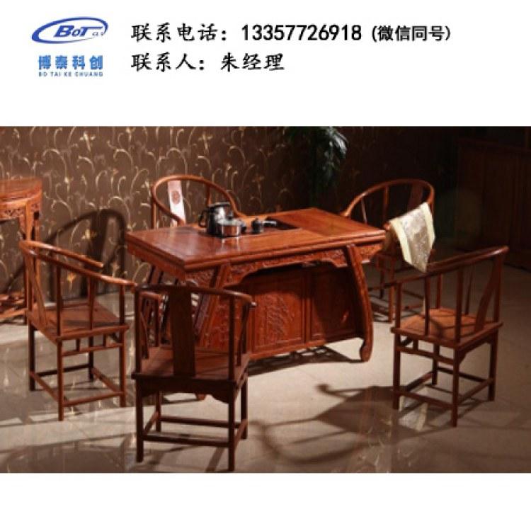 厂家直销定制 新中式家具 古典家具 新中式茶台 古典茶台 刺猬紫檀茶台 GF-12