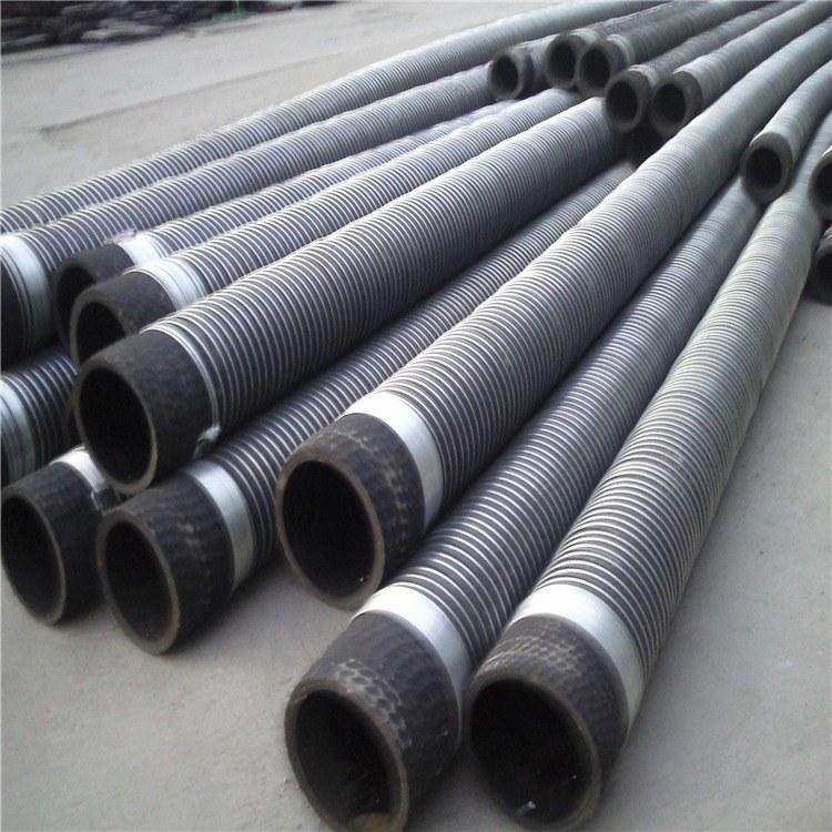 加工定制井下通风软管 煤矿高压排水胶管 矿用瓦斯抽放胶管 使用寿命长