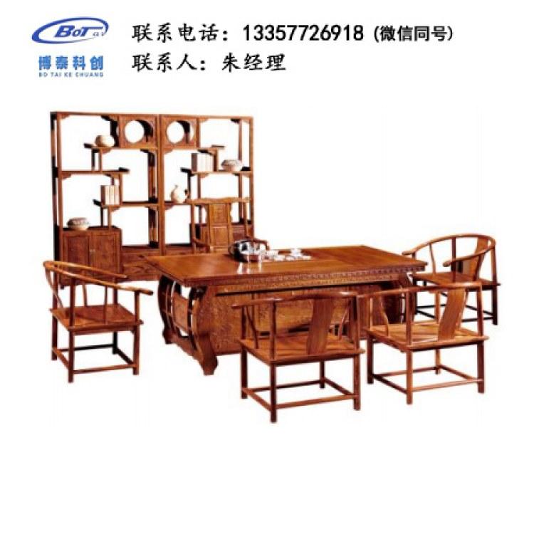 厂家直销 新中式家具 古典家具 新中式茶台 古典茶台 刺猬紫檀茶台 GF-34