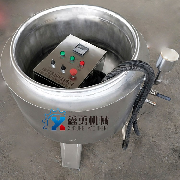 厂家直销小型松香锅 电加热导热油黄香锅 升温快速 保证质量 结实耐用
