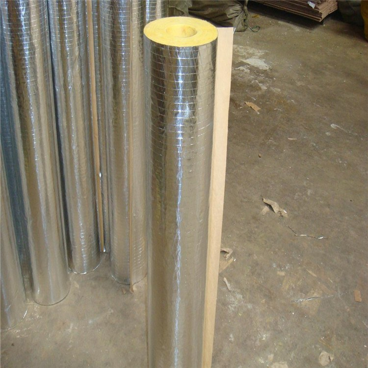 玻璃棉管厂家 A级防火耐高温玻璃棉管壳
