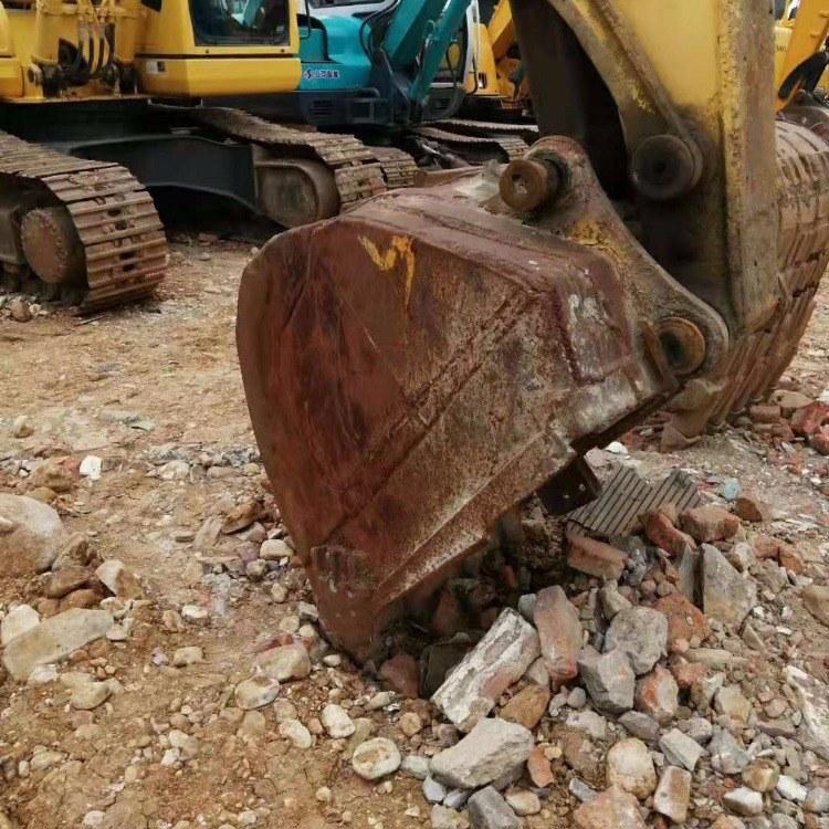 二手挖掘机小松120-6 二手挖土机市场