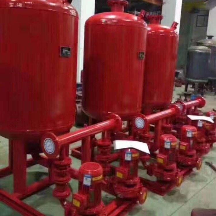 威泉销售消防成套设备 楼顶增压设备