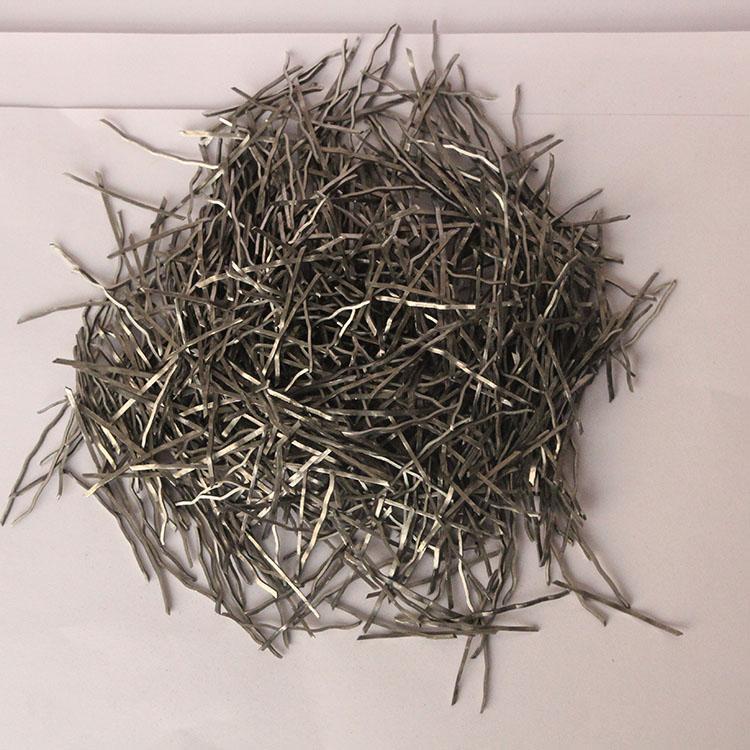 剪切型钢纤维 工业厂房专用钢纤维 桥梁专用钢纤维 异形钢纤维