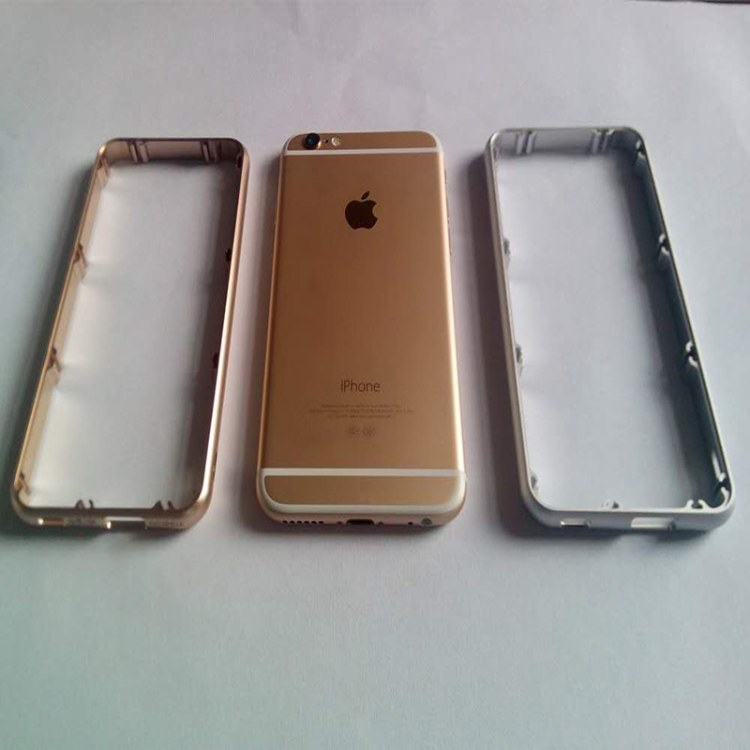 厂家专业定做 手机外壳边框 苹果手机外壳边框  欢迎定制