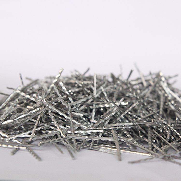 端钩成排钢纤维 仓储专用钢纤维 隧道专用钢纤维 3D  80/60BG