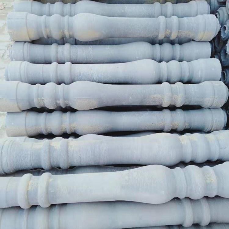卓锦生产批发欧式构件罗马柱 水泥花瓶柱GRC园林围栏水泥构件 欧式装饰 欢迎带图询价