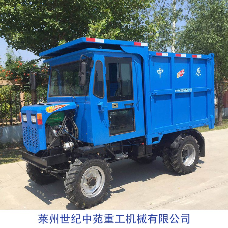 厂家供应四轮工程运输车 拖拉机轮式四驱大配置工程四不像