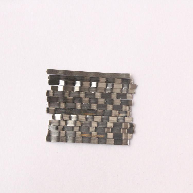 剪切型钢纤维 机场跑道钢纤维 工厂地坪专用钢纤维 3D  80/60BG