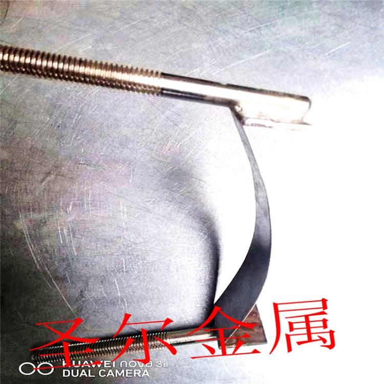 圣尔定做U形螺栓 U型卡 U形管卡不锈钢螺栓可定做
