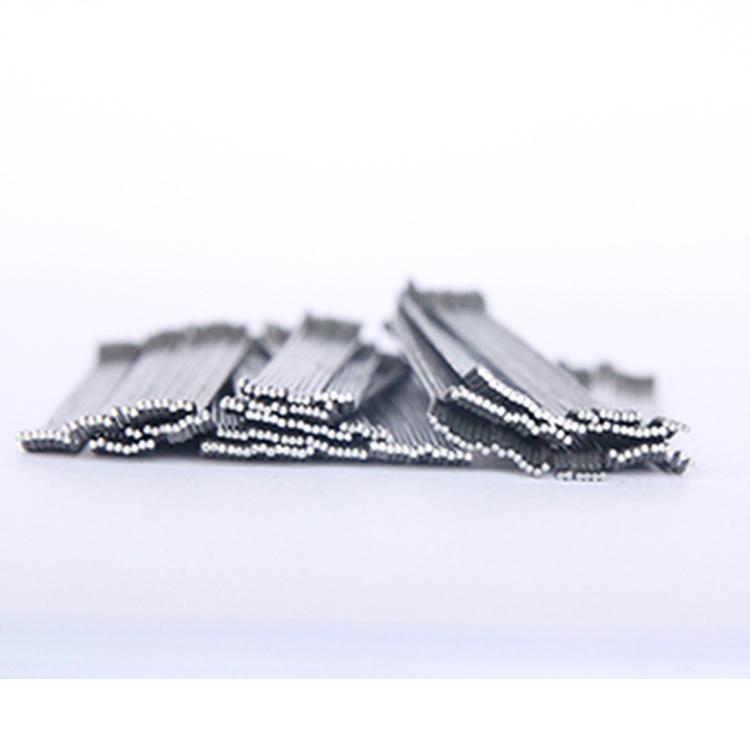 波浪型钢纤维 防水施工钢纤维 道路伸缩缝钢纤维 价格