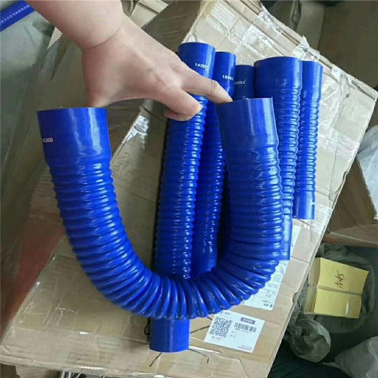 弘创专业生产橡胶伸缩软管 桥梁伸缩软管 钢丝除尘管 品种齐全