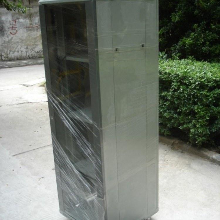 湛江47U金盾大机柜 惠迅品牌 厂家直销 光纤熔接