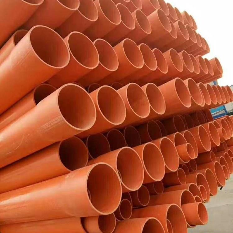 【磊泰】河北cpvc电力管  直埋cpvc穿线管  高压耐磨PVC电缆保护管