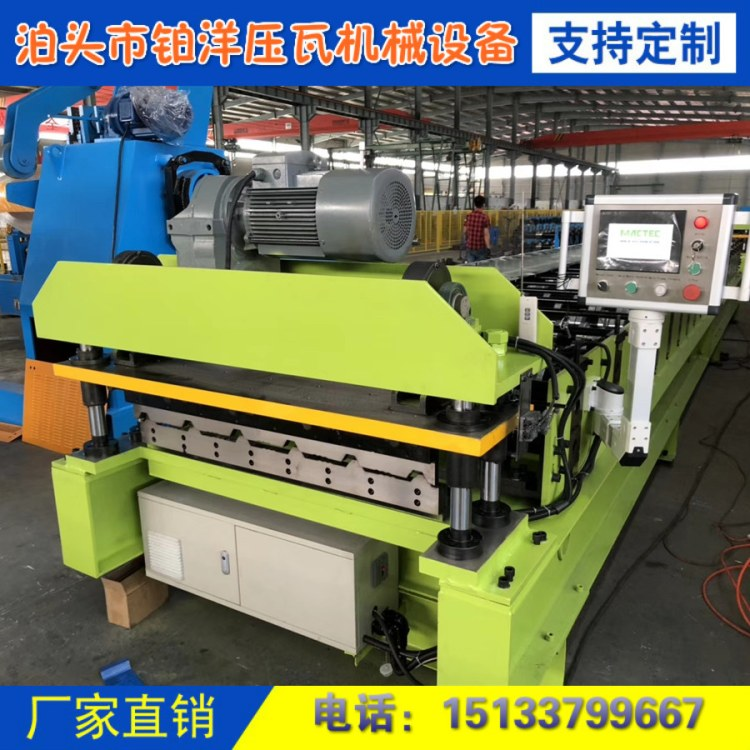 彩钢压瓦机_彩钢压瓦机设备_彩钢瓦机设备