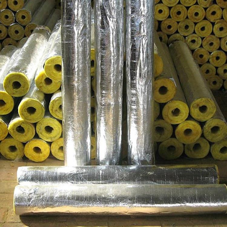 四川玻璃棉厂家直销 玻璃棉保温管 锦顺城保温材料厂家直销