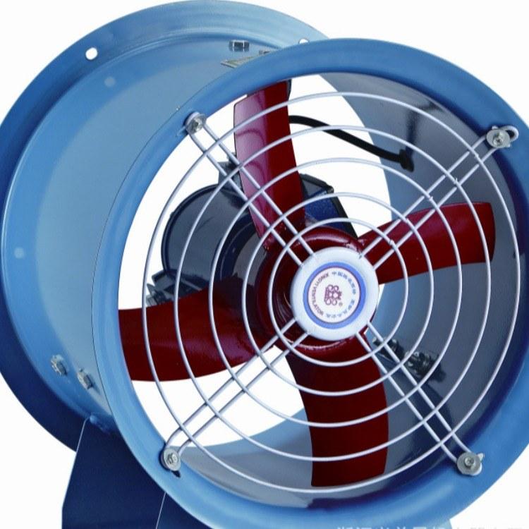 合肥 兴益T35-11-4-4-0.25KW低噪声轴流风机  管道固定式轴流通风机  厂家