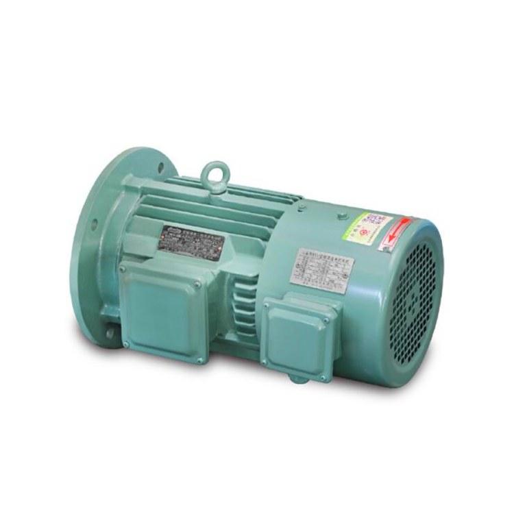 江苏高科  0.75kw变频电机  YVF2-80M1-2  变频调速三相异步电动机