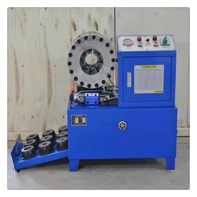 宇星专业油管扣压机生产厂家 油管扣压机批发钢管锁管机