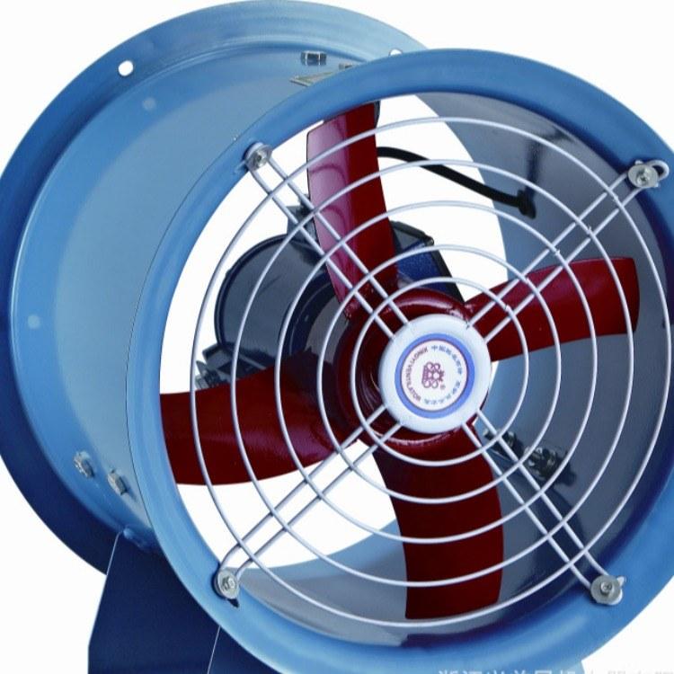 安徽 兴益sf8-4-4kw低噪声轴流风机 管道固定式轴流通风机  厂家