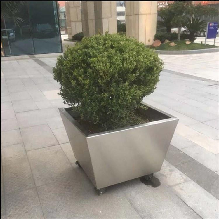 防腐木花箱价格_花箱生产厂家_枫雪园林景观工程