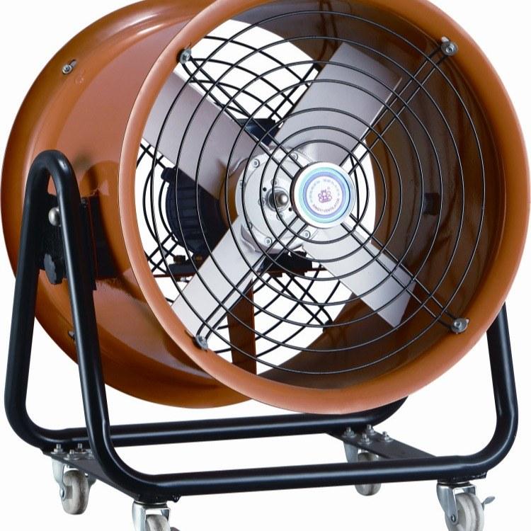 兴益 SF低噪音岗位式轴流风机 工业吹风风扇 出口外贸移动式通风机 厂家