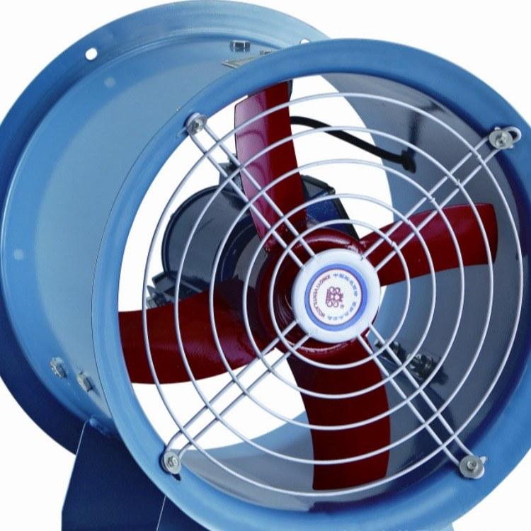 合肥 sf低噪音兴益铝叶轴流风机  6-4轴流风机 环保配套防爆轴流防油防潮 厂家