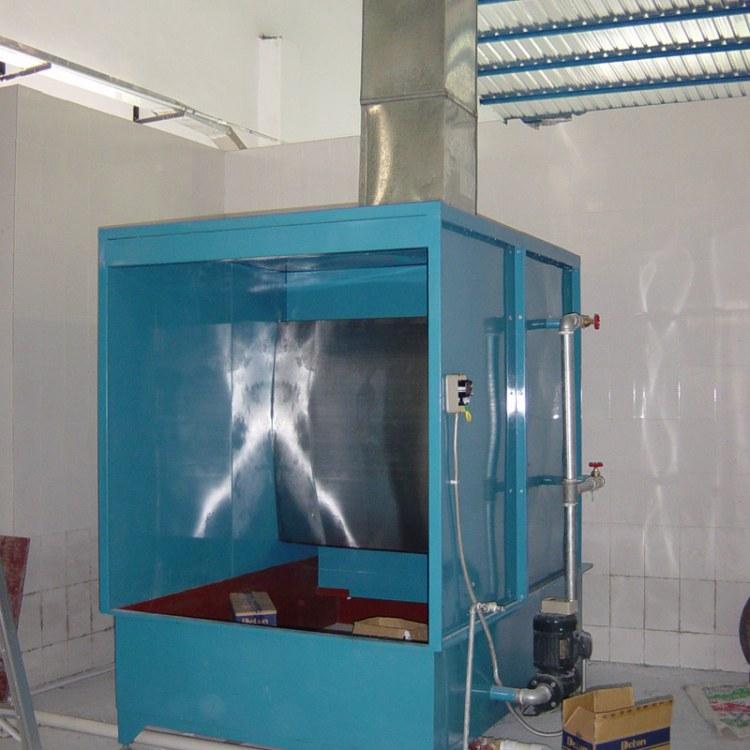 永顺隆水帘柜 喷漆台水帘机 水帘喷漆柜设备