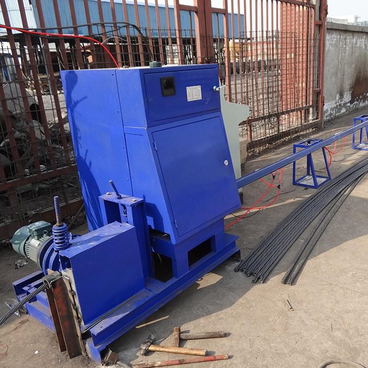 程煤全自动锚索切断切割机    QGW-1型数控全自动锚索切割机  钢绞线切割机
