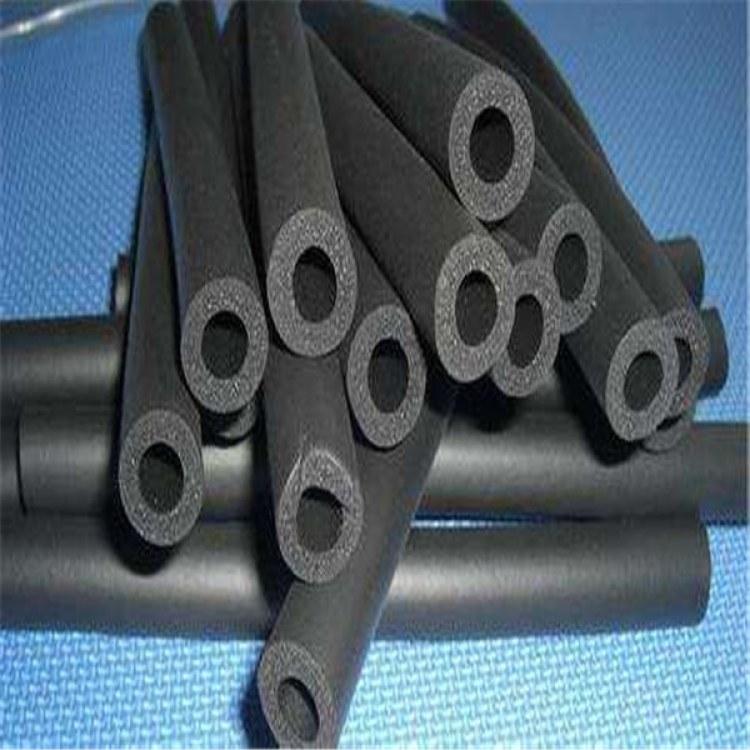 廊坊皎阳橡塑管 B1级阻燃隔热空调橡塑管   管状防火防水防潮保温管道