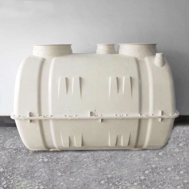 厂家直销 污水处理设备厂家供应地埋式污水处理 可供钢化玻璃钢化粪池价格