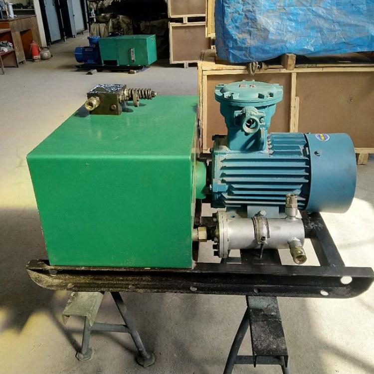 程煤掘进机机载喷雾泵 BRW型轻便节能乳化液泵站直销