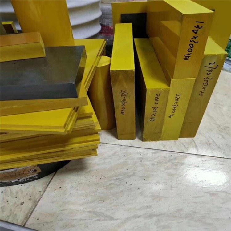 美国原装进口耐高温PAI棒 聚酰亚胺棒  TORLON 4203 (黄褐色)