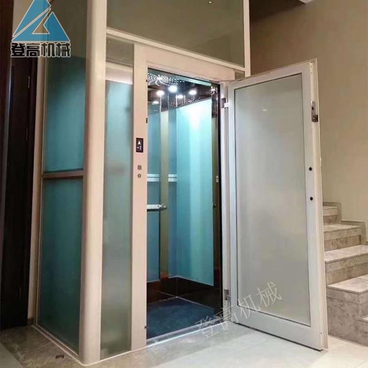 二三层家用无机房电梯 家用液压升降电梯 安装电动升降平台登高品牌厂家供应全国发货